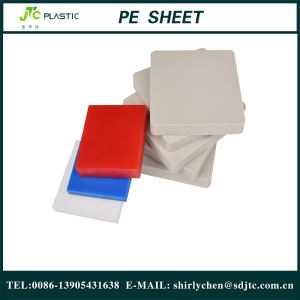 4 By 8 Sheets Black HDPE Polyethylene Plastic Sheet