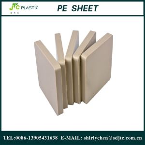 LDPE LLDPE Plastic Sheet With Environmentally Friendly LDPE High Density Polyethylene And Low Coefficient Of Friction