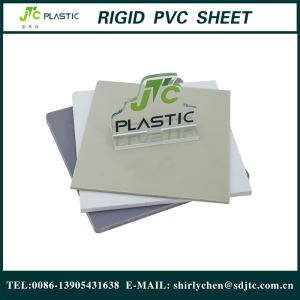 No Crack Opaque Solid PVC Sheet Board