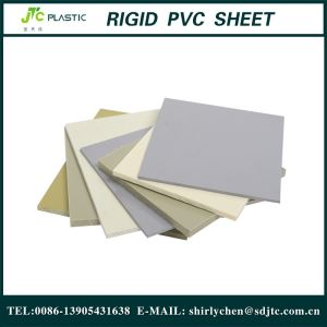 Offset Or Inkjet Printing PVC Plastic Sheet Board for Id Card