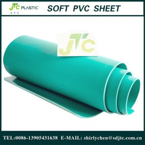 Red or Blue or Thick Clear Plastic Sheeting Rolls