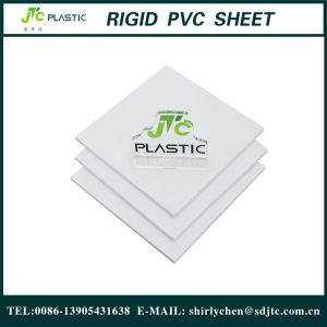 Sell High Gloss Gray Plastic PVC Sheet Thickness 0.3mm to 60mm