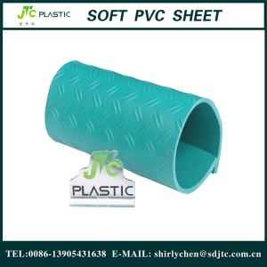 Soft Flexible PVC Film Roll Used For For Curtain And Table Cloth